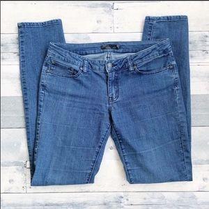 Prana | Kara Indigo Fitted Narrow Leg Jeans 4